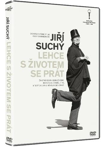 Jiří Suchý: Lehce s životem se prát - DVD