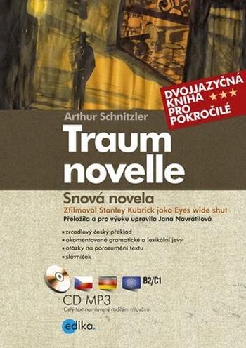 Snová novela / Traumnovelle + MP3 CD