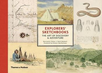 Explorers' Sketchbooks