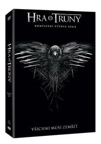 Hra o trůny. Kompletní 4. série - 5 DVD