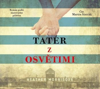 Tatér z Osvětimi - CD MP3 (audiokniha)
