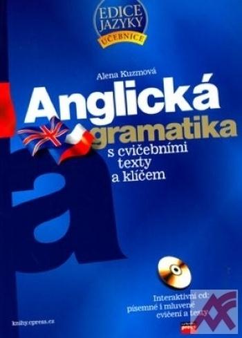 Anglická gramatika + CD