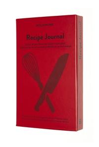 Passions Moleskine zápisník Recipe