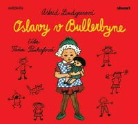 Oslavy v Bullerbyne - CD (audiokniha)
