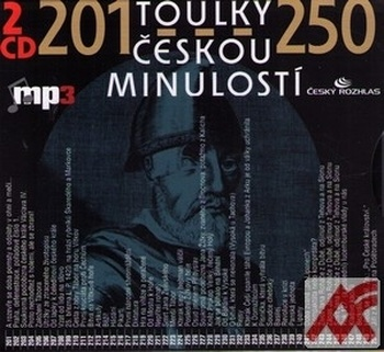 Toulky českou minulostí 201-250 - MP3 (audiokniha)