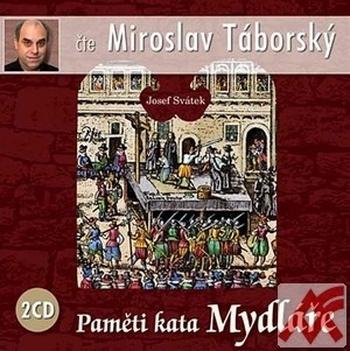 Paměti kata Mydláře - CD (audiokniha)