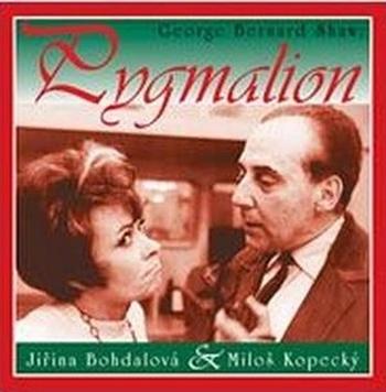 Pygmalion - 2 CD (rozhlasová hra)