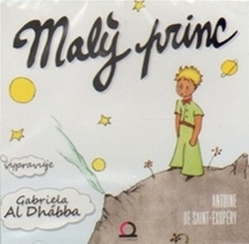 Malý princ - CD (audiokniha)