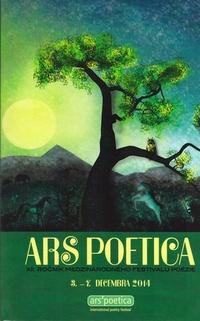 Ars Poetica 2014. XII. ročník medzinárodného festivalu poézie