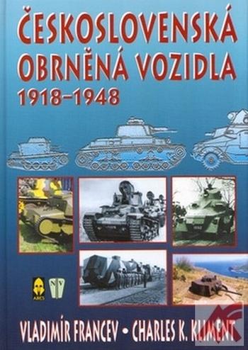 Československá obrněná vozidla 1918-1948