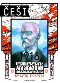 Češi 1918