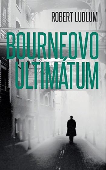Bourneovo ultimátum (pevná väzba)
