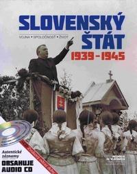 Slovenský štát 1939-1945 + CD