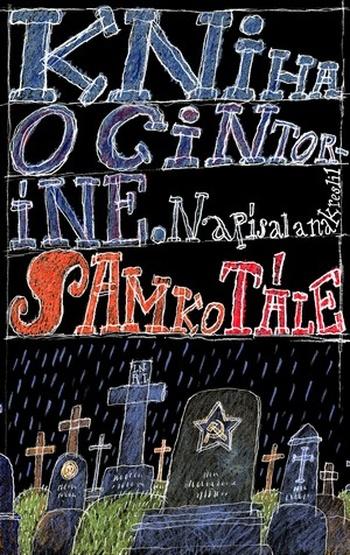 Kniha o cintoríne - ilustrované vydanie