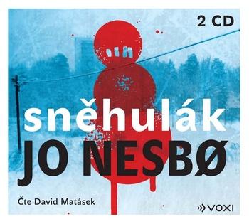 Sněhulák - 2CD (audiokniha)