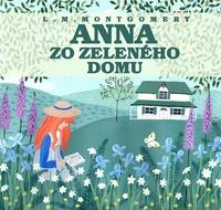 Anna zo Zeleného domu - CD (audiokniha)
