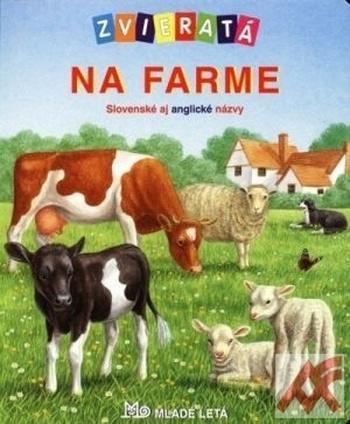 Zvieratá na farme - Mladé letá