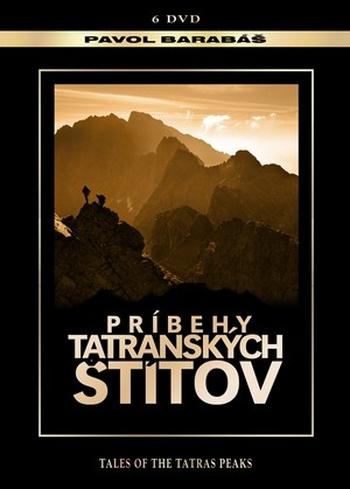 Príbehy tatranských štítov I.-VI. - kolekcia 6 DVD