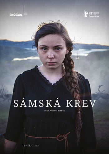 Sámská krev - DVD
