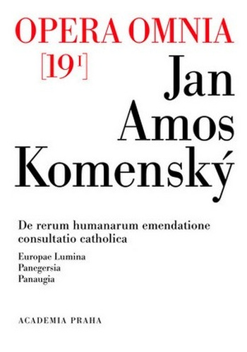Opera omnia 19/I