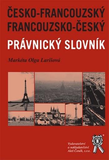 Francouzsko-český česko-francouzský právnický slovník