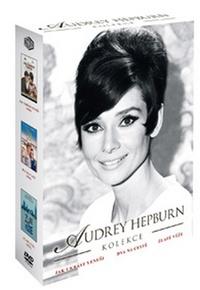 Audrey Hepburn. Kolekce - 3 DVD