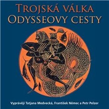 Řecké báje a pověsti - Trojská válka, Odysseovy cesty