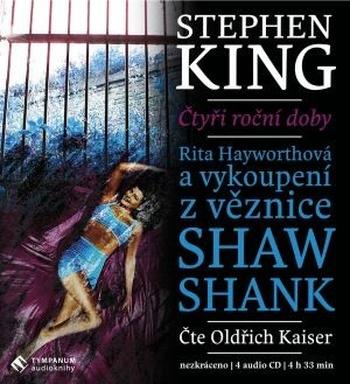 Vykoupení z věznice Shawshank - MP3 CD (audiokniha)