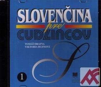 Slovenčina pre cudzincov - 3 x CD