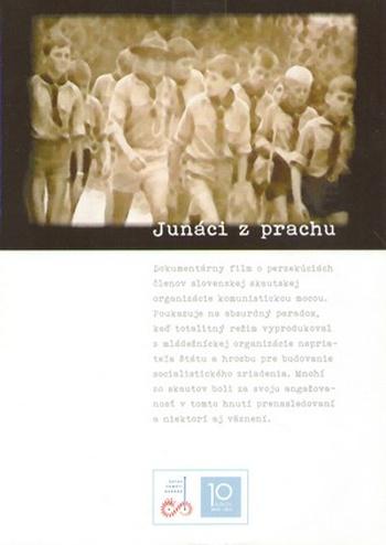 Junáci z prachu / Scouts Raising from the Dust - DVD