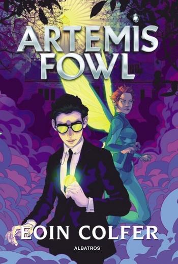 Artemis Fowl (české vydanie)