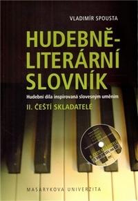 Hudebně-literární slovník - II. Čeští skladatelé + CD