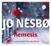 Nemesis - CD MP3 (audiokniha)