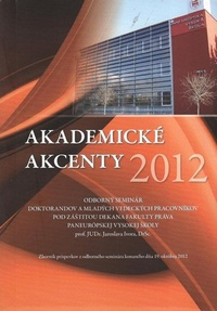 Akademické akcenty 2012
