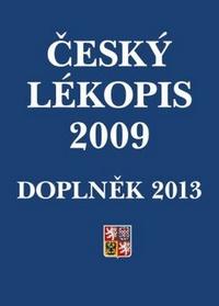 Český lékopis 2009. Doplněk 2013