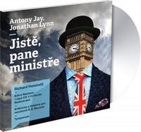 Jistě, pane ministře - CD MP3 (audiokniha)