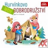 Hurvínkovo letní dobrodružství - CD (audiokniha)