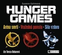 Hunger Games - 2 MP3 CD (audiokniha)