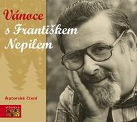 Vánoce s Františkem Nepilem - MP3 CD (audiokniha)