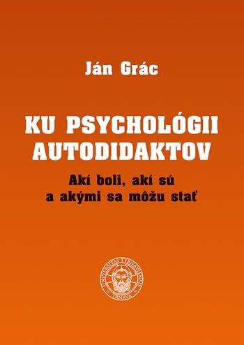 Ku psychológii autodidaktov