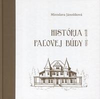 História Paľovej búdy 1925-2018