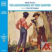 The Adventures of Tom Sawyer - 2 CD (audiokniha)
