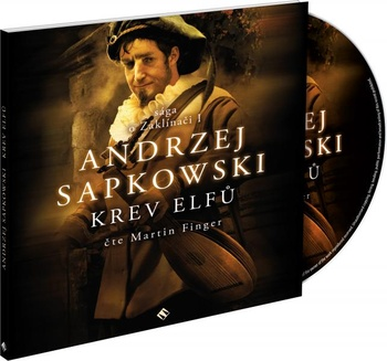 Krev elfů - MP3 CD (audiokniha)