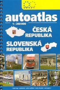 Autoatlas ČR + SR