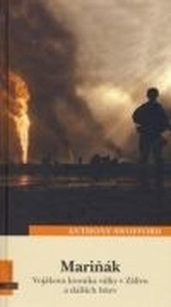 Mariňák. Vojákova kronika války v Zálivu a dalších bitev