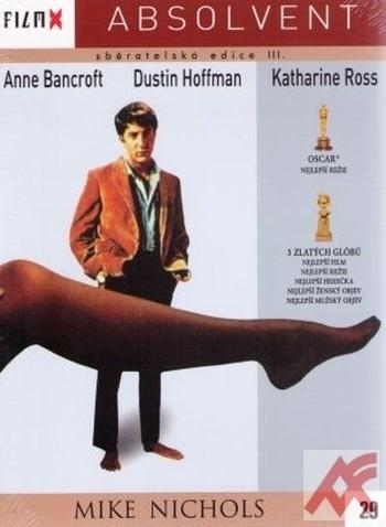 Absolvent - DVD (Film X III.)