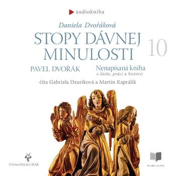 Stopy dávnej minulosti 10 - CD (audiokniha)