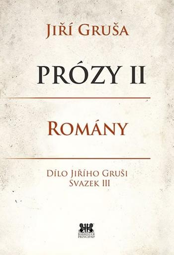 Prózy II. Romány