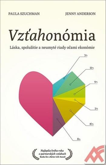 Vzťahonómia. Láska, spolužitie a neumyté riady očami ekonómie