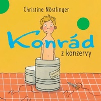 Konrád z konzervy - CD MP3 (audiokniha)
